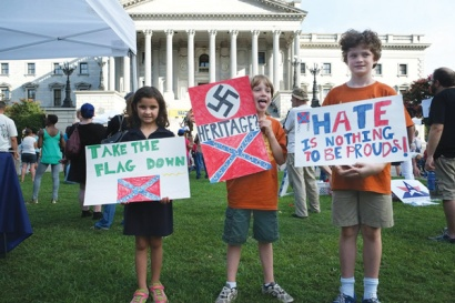 flag-kids